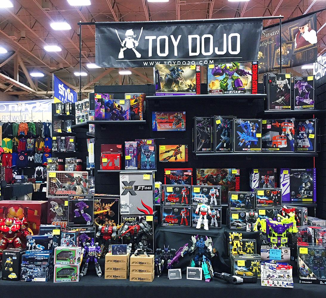 GOGO Panels - Toy Dojo